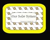 Our Solar System Smartboard Lesson