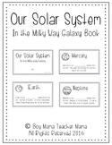 Our Solar System Student Book