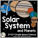 Our Solar System Unit 1st-3rd Grades