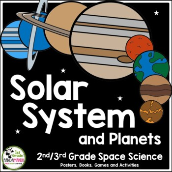 Our Solar System Unit 1st-3rd Grades