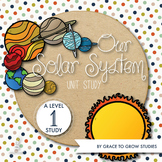 Introduction to the Solar System PreK-K Printables