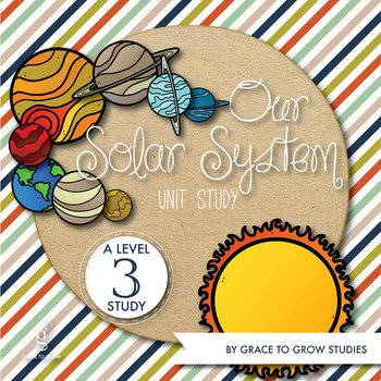 Solar System Lapbook or Interactive Notebook (3rd-5th)