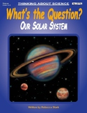 """Our Solar System """"What's the Question?"""" Game"""