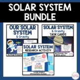Our Solar System and Its Gravity Bundle - PPT, Notes and T