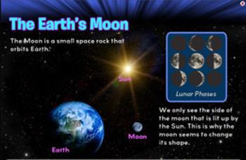 Our Solar System flip e-Book