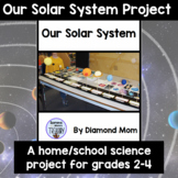 Our Solar System project