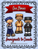 Our Stories: Immigrants to Canada Lapbook