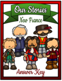 Our Stories: New France and the Fur Trade Lapbook
