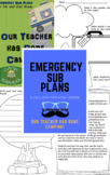 Sub Plans: Our Teacher Went Camping