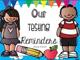 Our Testing Reminders- Test Strategies