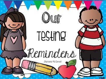 Our Testing Reminders- Test Strategies
