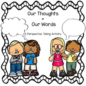 Our Thoughts + Our Words
