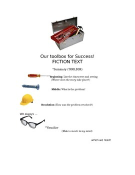 Our Toolbox for Success (Fiction)