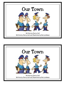 Our Town Guided Reader (-own Word Family)