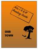Our Town Reading Guide or Quizzes
