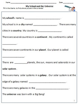 Free 6th Grade Math Printable Worksheets Pdf Universe  Galaxies Solar System  Planets  Worksheets For Grade   Tudor Family Tree Worksheet with Math Worksheet For Grade 7 Pdf Our Universe  Galaxies Solar System  Planets  Worksheets For Grade    The Enormous Crocodile Worksheets