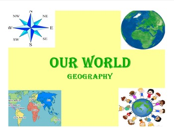 Our World on Interactive Whiteboard