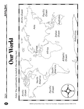 Our World: Continents