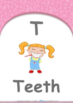 Our World - Fire Trucks : Letter T : Teeth - Pre-Nursery (1 year old)