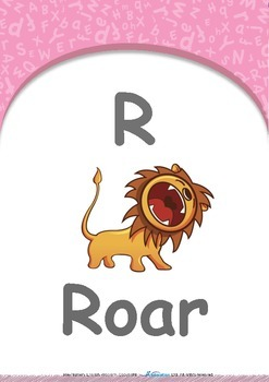Our World - Submarines & Boats : Letter R : Roar - Pre-Nursery (1 year old)
