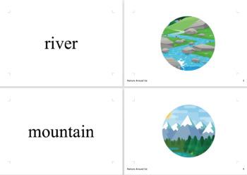 Our World Vocabulary Cards