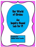 Our World of Circles:  An Inquiry-Based Lab for Pi