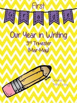 Our Year in Writing--3rd Trimester
