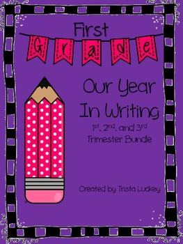 Our Year in Writing--All Year Long