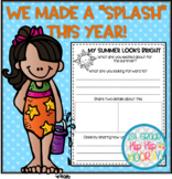 End of the Year...June Writing with Craft...We Made A Splash!