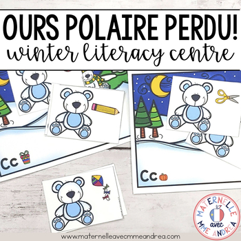 Ours polaire perdu! (le son initial) FRENCH beginning soun