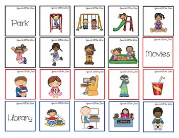 Out & About: Pronouns and Verb Tense