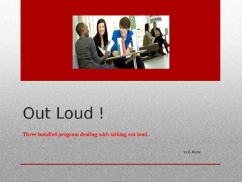 Out Loud!