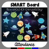 SMARTBoard Attendance Space