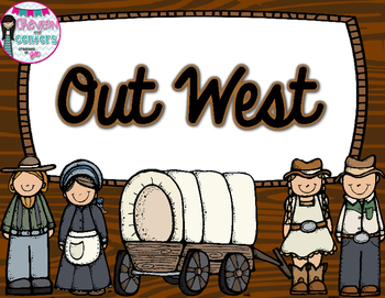 Out West-Literacy and Math Unit