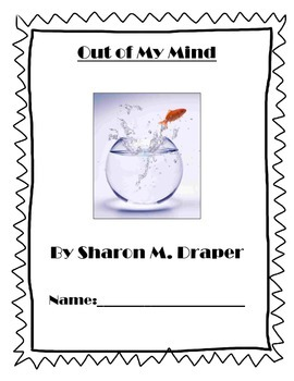 Out of My Mind- Chapters 27-33 Comprehension