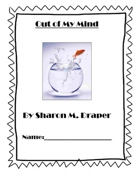 Out of My Mind- Chapters 6-9 Comprehension
