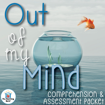 Out of My Mind Comprehension and Assessment Bundle