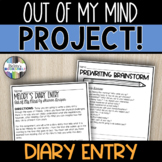 Out of My Mind by Sharon Draper - Melody's Diary Entry Project