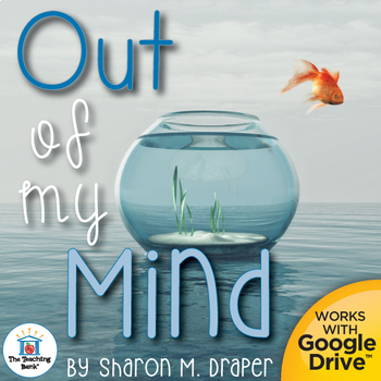 Out of My Mind Novel Study Book Unit Distance Learning