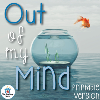 Out of My Mind Novel Study Book Unit Printable Version