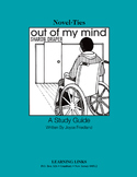 Out of My Mind - Novel-Ties Study Guide