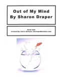 Out of My Mind Novel Unit with chapter questions, quizzes