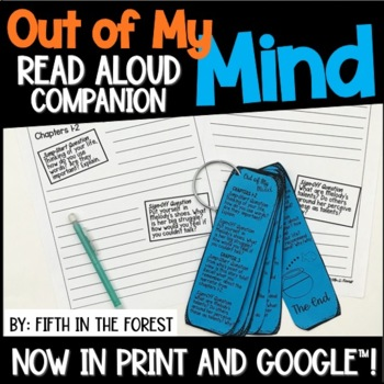 Out of My Mind Read Aloud Companion