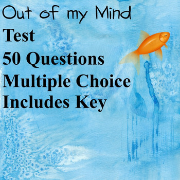 Out of My Mind Test
