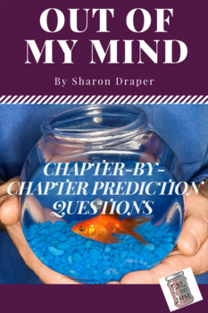 Out of My Mind, complete chapter-by-chapter prediction questions