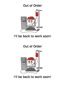 Out of Order Computer