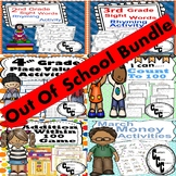 Primary Grades Bundle for Distance Learning