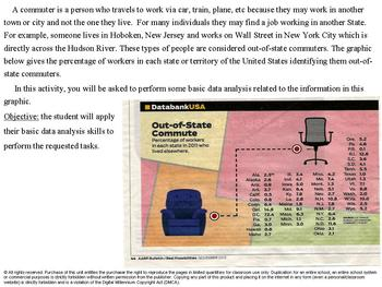 """""""Out of State Commute"""" using Data Analysis"""