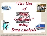 """Out of State Commute"" using Data Analysis"