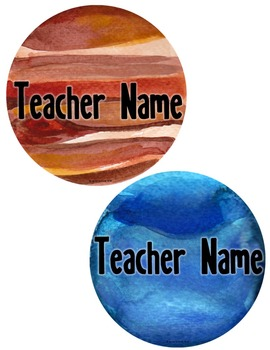 Out of This WORLD Music Room Theme - Behavior Staff, Rhythm and Glues